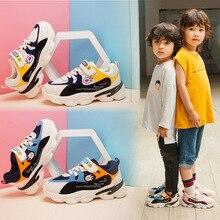 2019 Breathable Kids Shoes Tenis Infantil Toddler Boy Ayakkabı Sapatos Feminino Light Casual Girl Running Sneakers