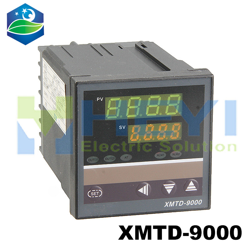 XMTD-9000 Series Temperature Controller Can Add Need Functions New Multi-function Temperature Controller (Please Contact Us)