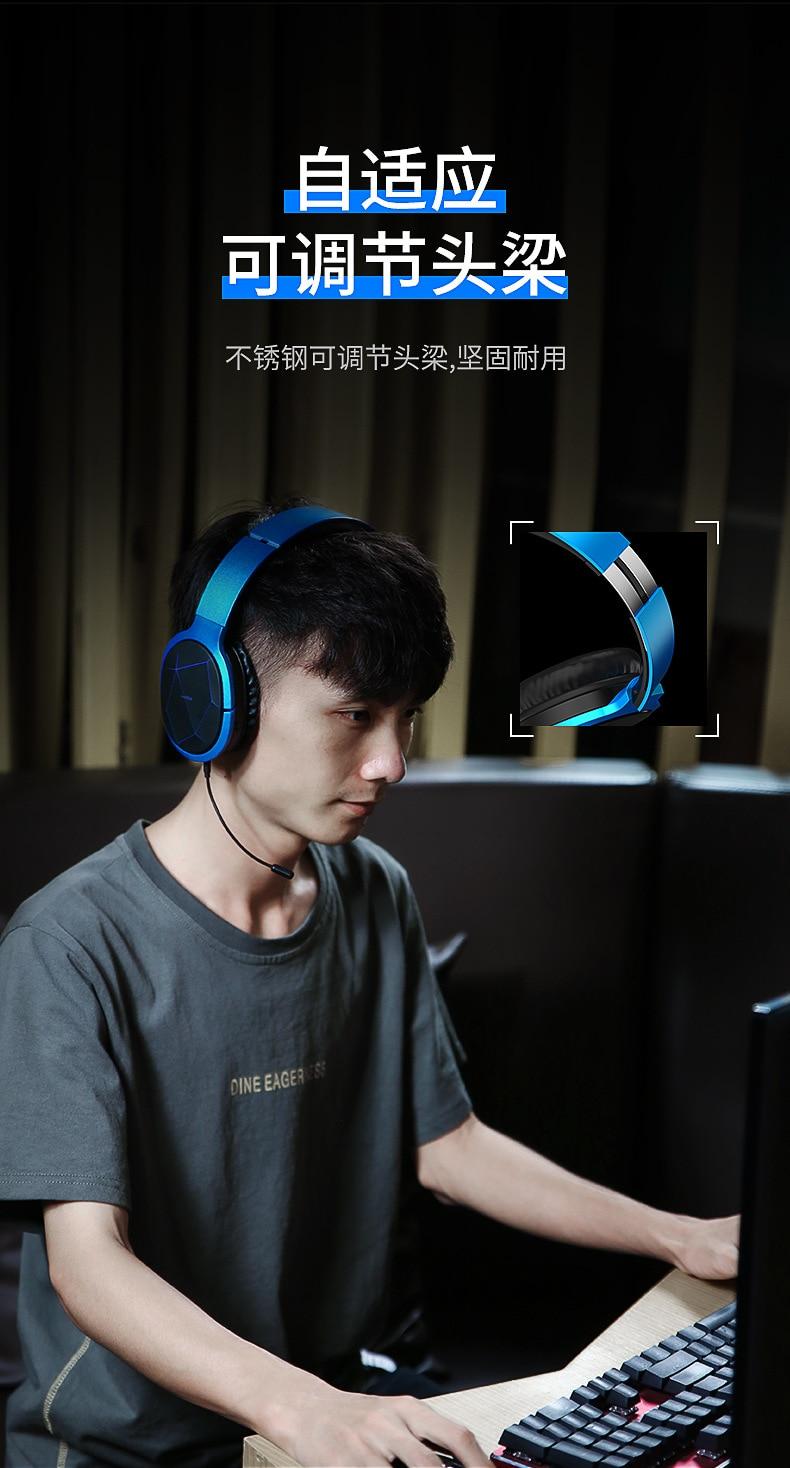 Remax gaming headsets jogo fone de ouvido