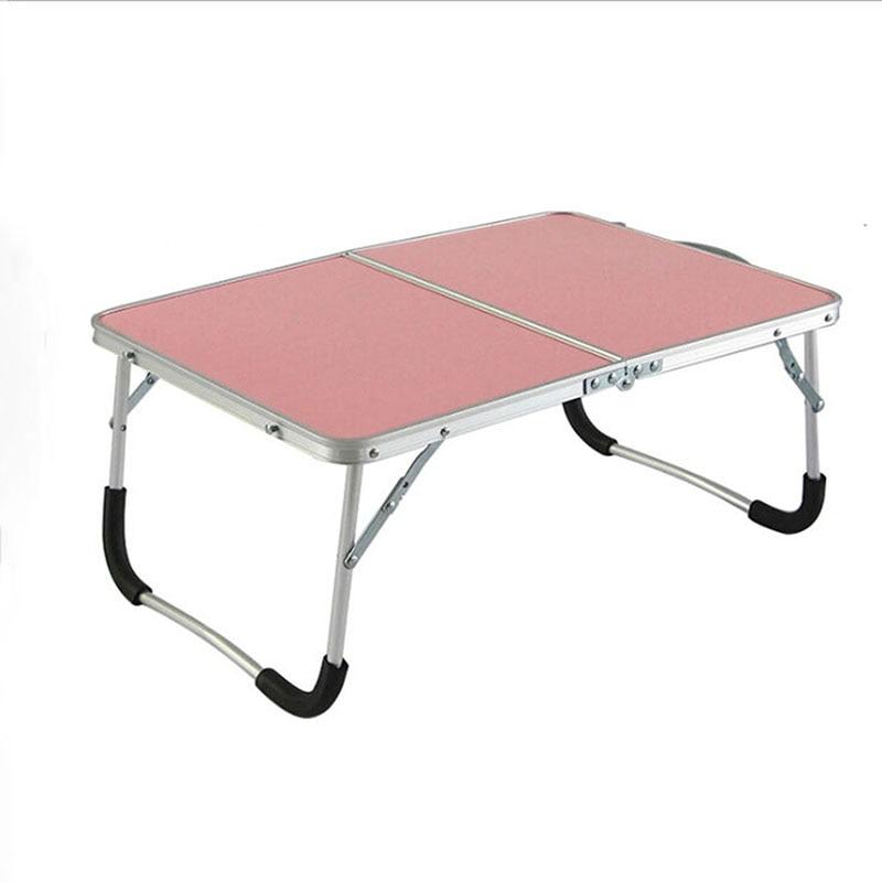 Dobrável ao ar livre cadeira de mesa de piquenique de liga de alumínio de acampamento à prova dwaterproof água ultra-leve durável mesa de mesa dobrável