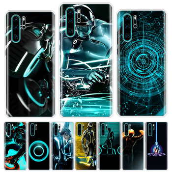 Tron Legacy Phone Case For Huawei Honor Y5 Y6 Y7 Y9 Y9 9 10 20 Lite Pro 7A 7X 8S 8X 8A 9X 1020i 2019 Cover Shell Coque image