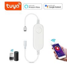 Led-Lights Tuya Amazon Alexa Strip-Lamp Voice-Switch Led-Controller Wifi Samrt-Life Home