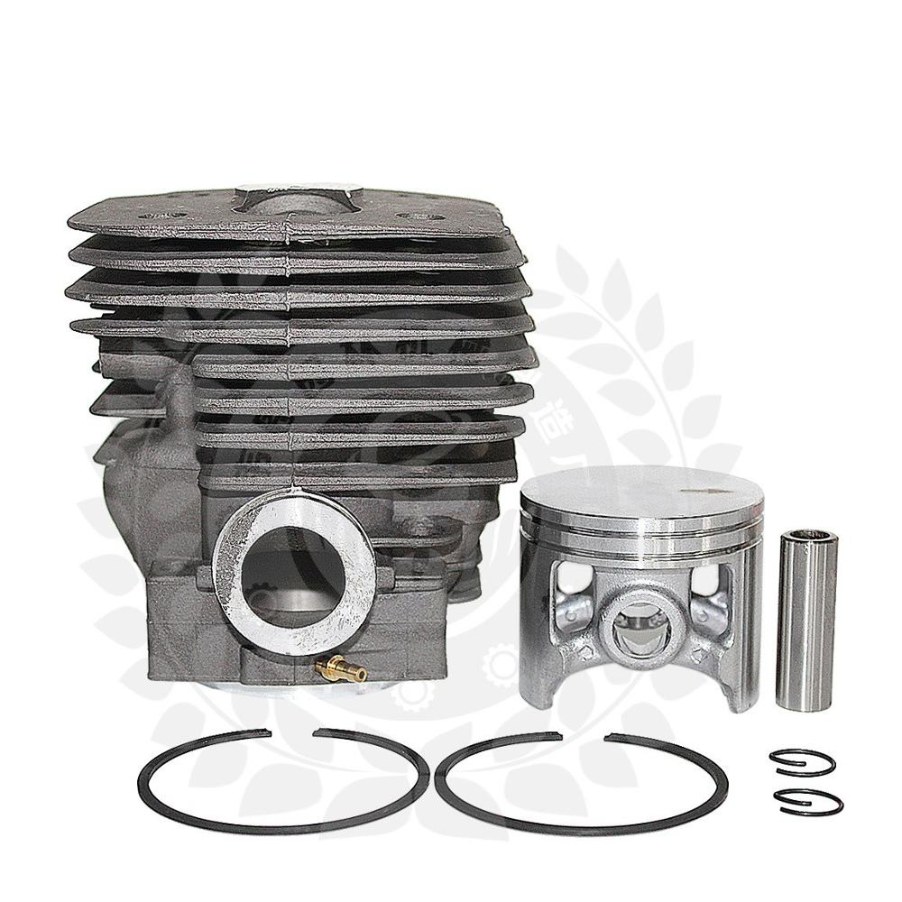 EMAS High Quality 56MM BIG CYLINDER PISTON FOR HUSQVARNA CHAINSAW 395 395XP 395EPA ENGINE 503993971 TOP SALE IN USA UK
