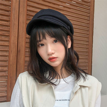 2021 Ladies Hats Women Summer Hat Octagonal Flat Cap Spring and Autumn Cotton Female Navy Hats for Women Cap Hat Woman