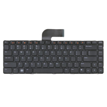 Раскладка клавиатуры США сменная Клавиатура для ноутбука Dell Inspiron 14R N4050 M4040 N4110 N4120 M4110 15R N5040 N5050 клавиатура Высокое качество