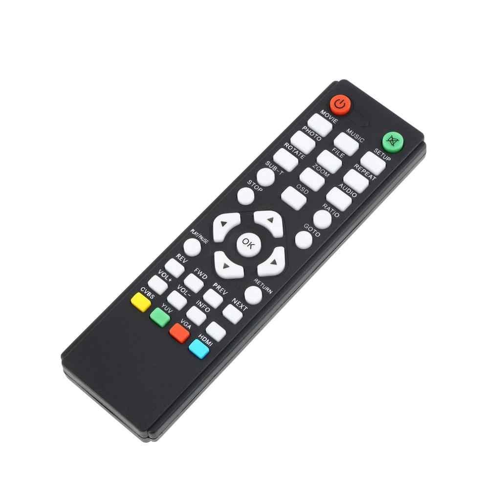 Odtwarzacz multimedialny Full HD 1080P odtwarzacz multimedialny odtwarzacz wideo dekoder z HDMI VGA AV USB SD/MMC mkv H.264