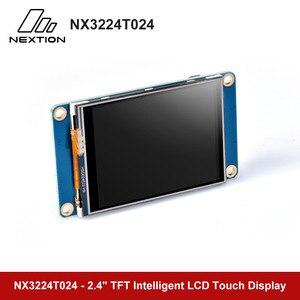Image 3 - Nextion NX3224T024   2.4 HMI Intelligent LCD TOUCH Display USART TFT LCD MCU TO TTL โมดูลจอแสดงผล