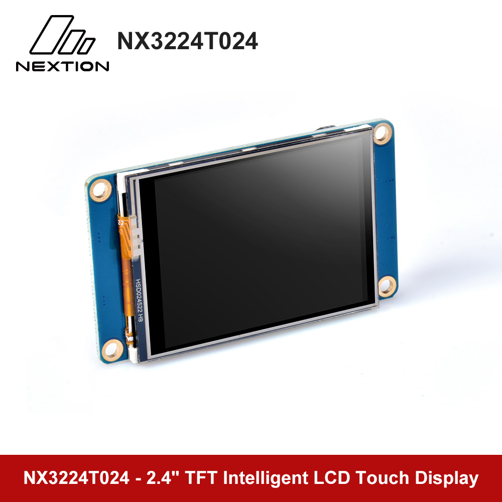Image 3 - Nextion NX3224T024   2.4 HMI Intelligent LCD Touch Display USART TFT LCD MCU to TTL Module DisplayLED Displays   -