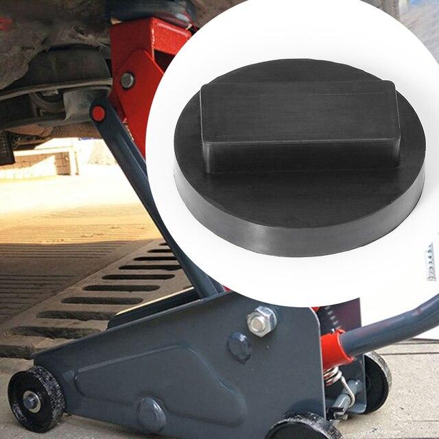 Gato elevador para coche soporte almohadillas de goma Jack Pad Auto goma Jack Pads herramienta para BMW Mini R50/52/53/55 E36/39/46/60/90 accesorios de coche