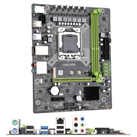 X79A Memory CPU PCI E Electronic Sports Stable Accessories Replacement Computer Accessories Game Server Professional Motherboard