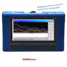 TC500 tragbare unterirdischen wasser finder mine locator shell wasser detektor