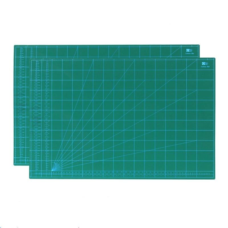 A4 Cutting Pad Self Healing Anvil Plate Splicing Cutting Pad Manual Cutting Tool DIY Self Healing Grid