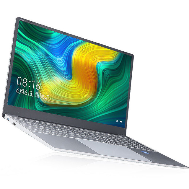 China cheap laptop 15.6inch Netbook Wind10 super slim computers gamming laptop 1TB SSD 4