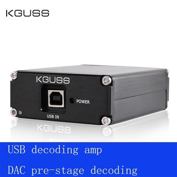 2020 New KGUSS Q2 Breeze Audio ESS ES9018K2M + AD823 + SA9023 USB DAC Decoder External Sound Card Amplifier Beyond ES9023 DAC kguss dac k3 cs4398 tpa6120 dac amplifier stereo 2 0 channel audio amp 300ω 24b 192khz opa2134 amp dc12v us eu
