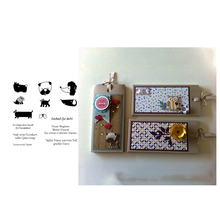 JCarter Dog Rubber Stamps for Scrapbooking Craft New Stamp 2019 Clear Silicone Seals Stencil Album Diy Card Making Sheet