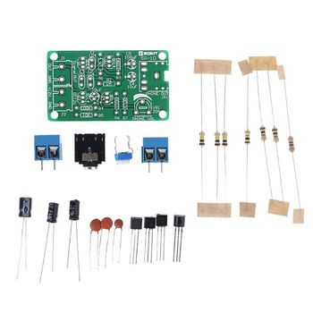 1Set White Noise Signal Generator DIY Electronic Kit 2-Channel Output for Burnin Test Therapy on Insomnia Noise Generator image