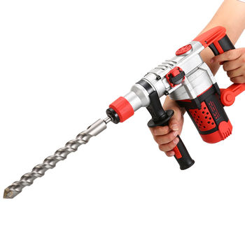Multifunctional high-power impact drill dual-purpose industrial household electric tool