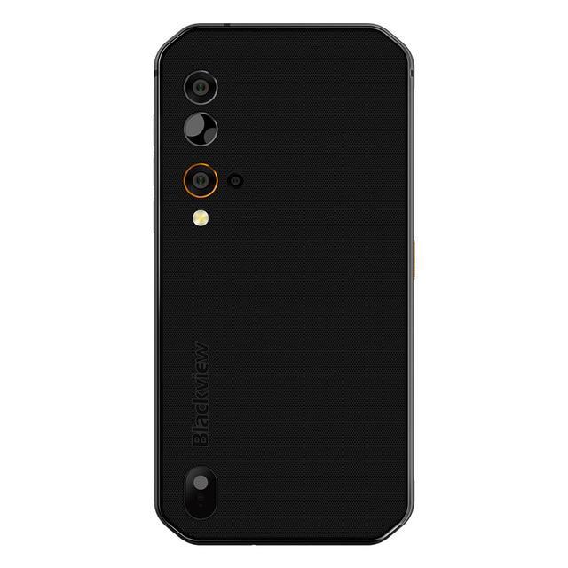 Blackview BV9900 Pro Thermal Camera Smartphone IP68 Waterproof 8GB 128GB Helio P90 Octa Core Rugged Quad Camera Mobile Phone