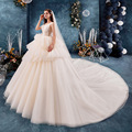 2019 Wedding Celebrity Mesh Ruffles Ball Gown Dress Sexy Women Sleeveless O Neck Elegtant Chinese Style Party Dresses Wholesale