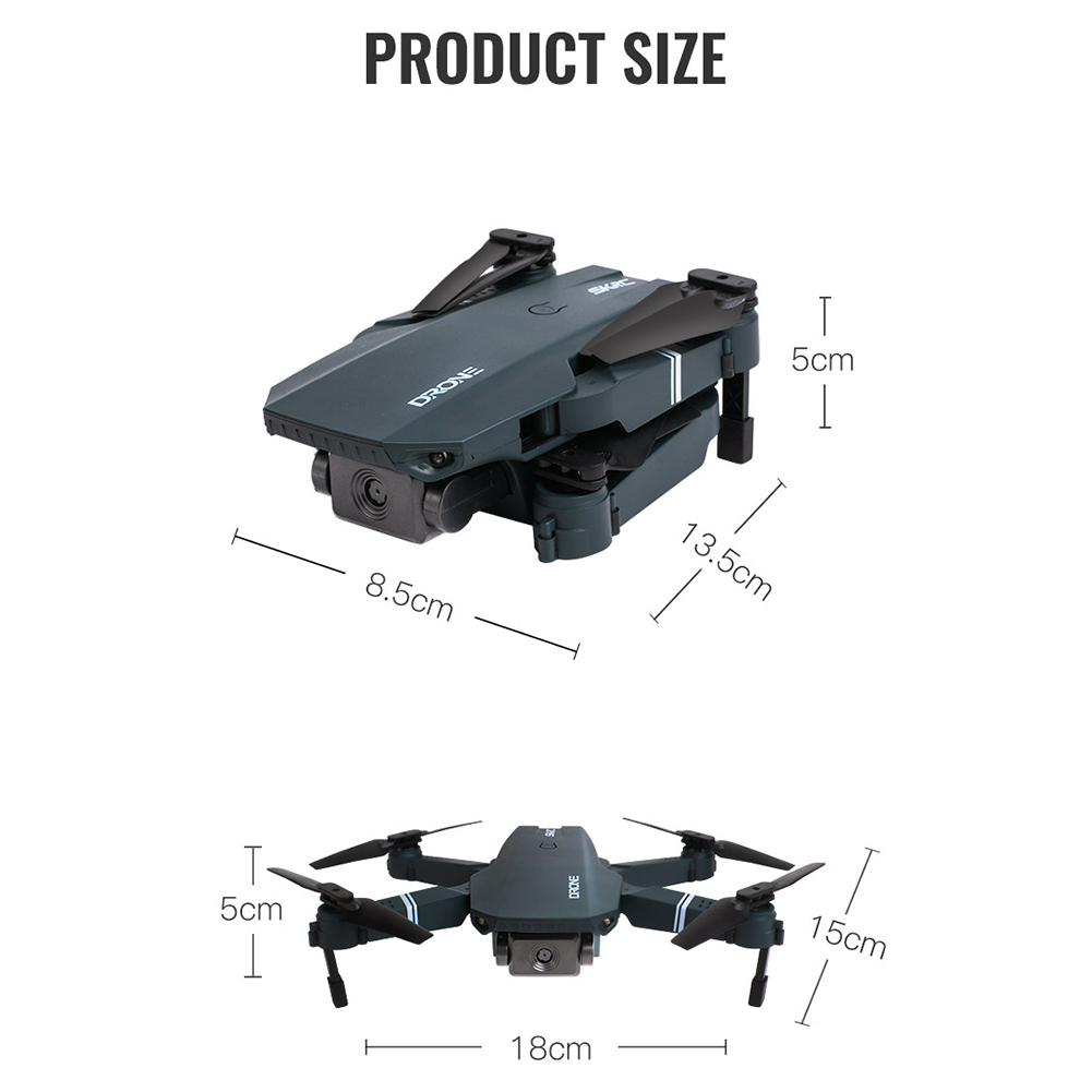 cheapest Willkey S107 Mini RC Drone 4K HD Camera Professional Aerial Photography Helicopter Gravity Induction Folding Quadcopter