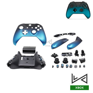 Image 4 - For Xbox One Slim Controller Housing  Shell  Kit For XBOX ONE X Cover Limited Edition With Buttons Thumbsticks  Bumper