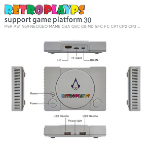 Image 3 - Powkiddy D88 hdmiラズベリーパイ30シミュレータレトロゲーム3D新ゲーム7000ゲームでエージェントbulitダブルゲームパッド