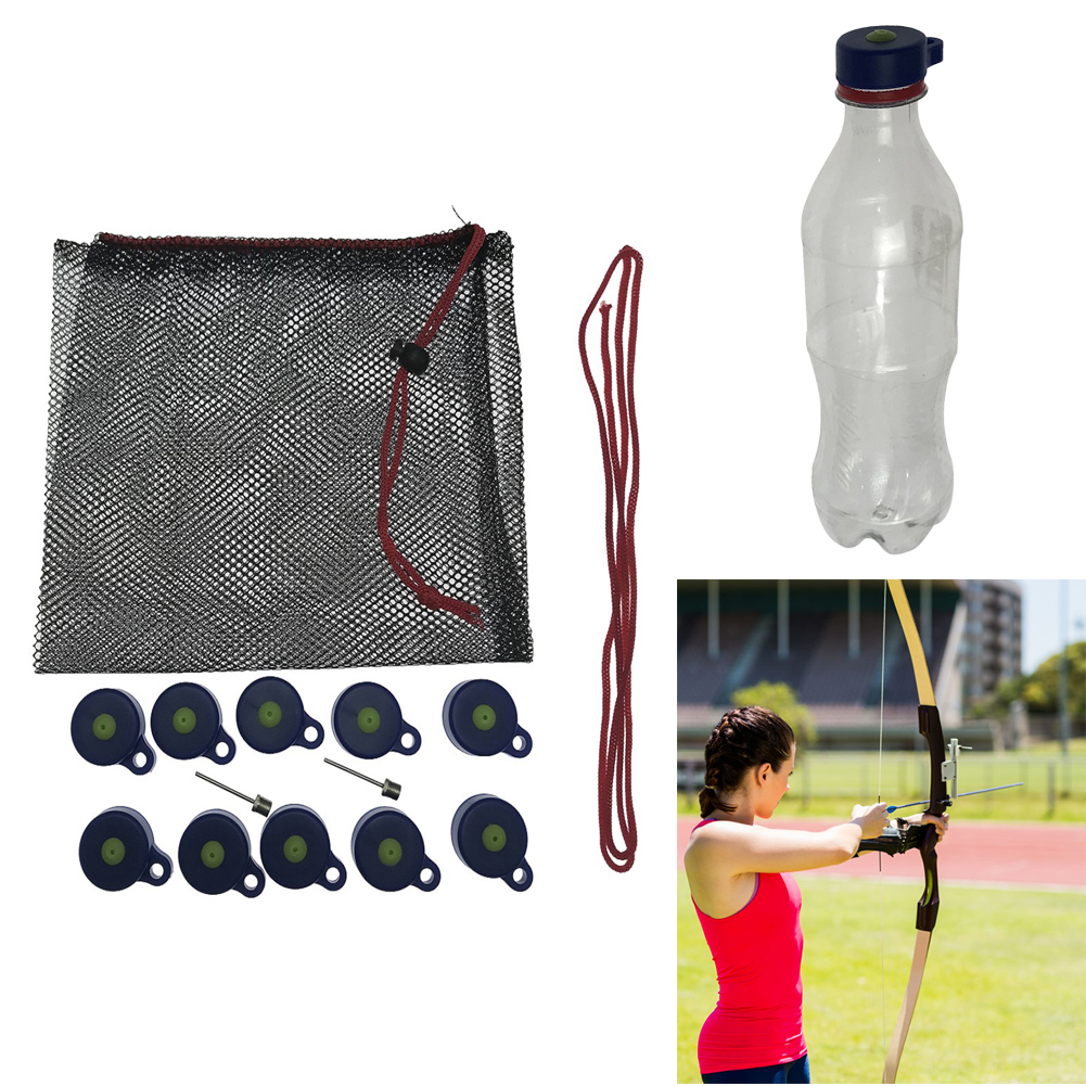 10pcs Reusable Shooting Practice High Pressure Replacement Cap Inflatable Cap For Outdoor Shoot Hunting