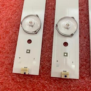 Image 3 - New Kit 8 PCS 5LED 428mm LED Backlight strip for TV 40VLE6520BL SAMSUNG_2013ARC40_3228N1 40 LB M520 40VLE4421BF