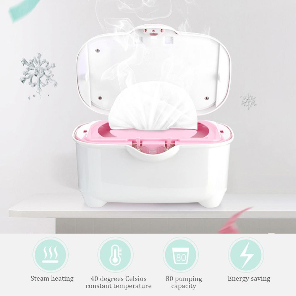 Toalhetes aquecedores domésticos termostato portátil molhado toalhetes