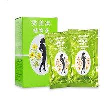 Gratis Verzending Sliming Plant Thee Afslanken Product Gewichtsverlies Vet Verbranden Detox