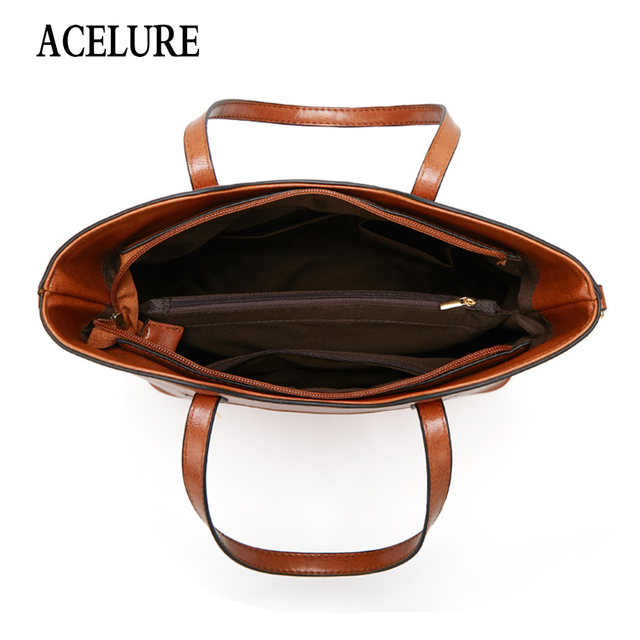 ACELURE Women shoulder bags Casual Tote crossbody bags for women  luxury handbags women bags designer female bolsa feminina