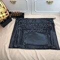 Черный высокого качества гладкая сумка для хранения мешка для сбора пыли комплект сумка-кисет защиту окружающей среды сумка для хранения Ш...