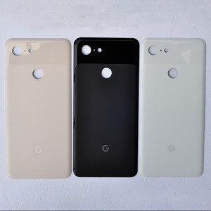 Image 4 - Pixel3 XL חזרה כיסוי עבור גוגל פיקסל 3 XL 6.3 אינץ מקורי דיור אחורי דלת תיקון החלפת סוללה מקרה