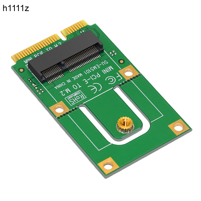 Mini PCI-E To M.2 Adapter Converter Expansion Card M.2 NGFF Key E Interface For M.2 Wireless Bluetooth WiFi Module For Laptop PC