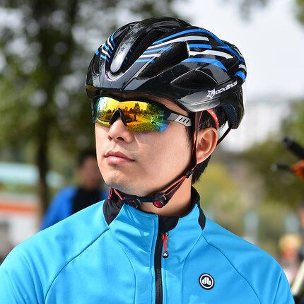Locke Brothers Polarized Light Glasses For Riding Myopia Men And Women-Sports Windproof Sand Bicycle Glasses Factory Direct Sell