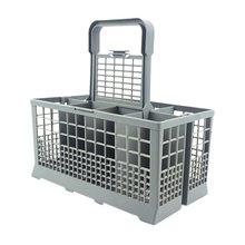Универсальная квадратная легкая портативная посудомоечная машина столовые приборы корзина для хранения столовых приборов для сушки столовых приборов