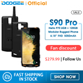 IP68 DOOGEE S90 Pro модульный прочный мобильный телефон Helio P70 Octa Core 6 ГБ 128 ГБ 16 Мп + 8 Мп Android 9 6 18 дюймов дисплей 12V2A 5050 мАч