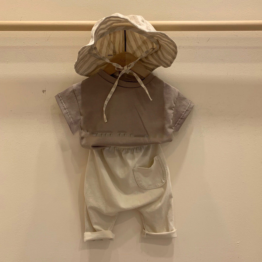 VIDMID Kids T-Shirt Cotton Short Sleeve T-shirts For Boys Tee Girls Tops Children Summer Clothes Baby Sweatshirt Children  P681 3