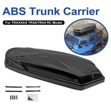 DIY Roof Trunk Roof Rack RC Car Rooftop Storage Box for TRX4