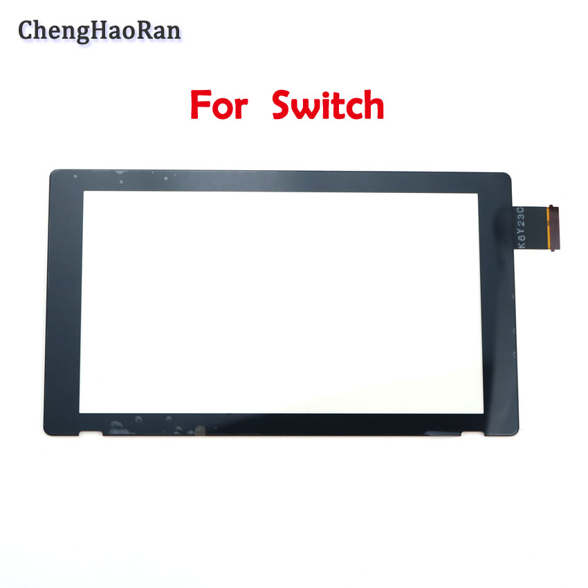 ChengHaoRan Replacement Original new Touch screen for Nintend Switch NS console touch screen NS host TOUCH LCD