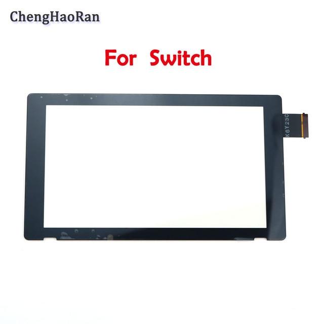 ChengHaoRan yedek için orijinal yeni dokunmatik ekran nintendo anahtarı NS konsolu dokunmatik ekran NS host dokunmatik LCD