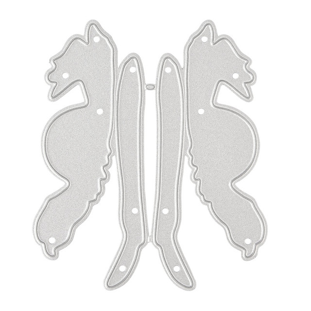 YaMinSanNiO Anger Eyes Metal Cutting Dies Eyebrow for Scrapbooking Stencils DIY Cards Decoration Embossing Die Cuts Template New 2