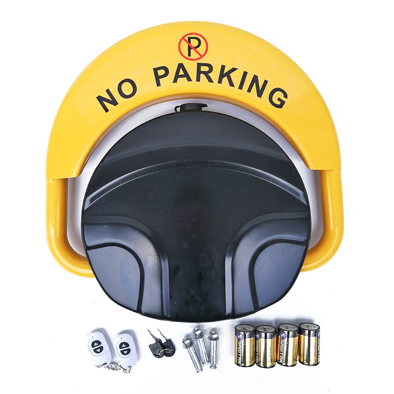 Thickened Waterproof Anti-collision Automatic Parking Lane Lock Parking Lock Device In Automatic Parking  Gate Parking Barrier