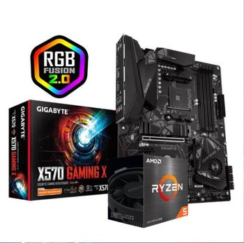 X570 GAMING X motherboard+R5 5600X/R7 5800X/R9 5900X CPU motherboard+CPU set
