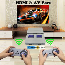 Mini HD AV Wireless Retro Video Game Console Joystick TV Handheld Gaming Player Controller Built in 500 300 Games Joystick Gift