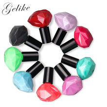 Gelike 10ml Color Gel Polish UV Nail Water Base Peel Off For Art LED