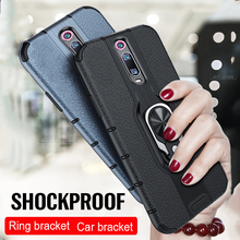 For Xiaomi Redmi K20 Pro Case Shockproof Bumper Magnetic Car Soft Silicon Cover For Redmi Note 8 Pro 7 Pro Case global version