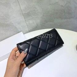 Luxury designer 2019 new wallet classic fashion wear wallet
