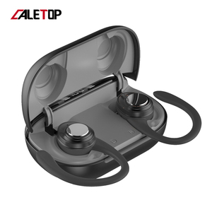 Image 1 - TWS Mini Earbuds 5.0 Earphones Wireless Bluetooth Headphones with Microphone 3D Stereo Sport Headset For Xiaomi All phones