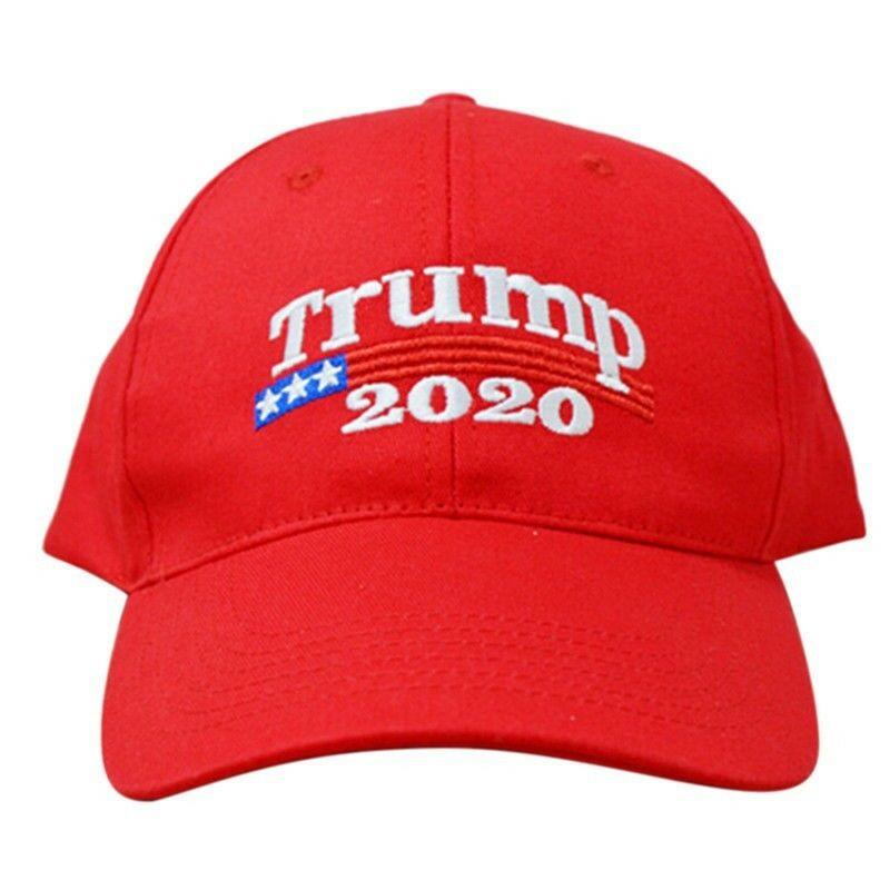 Sombrero Donald Trump 2020 Make America, sombrero deportivo de algodón MAGA, gorra de béisbol para hombre y mujer, sombreros para mujer americana
